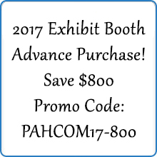 photo of 2017 Conference - Exhibit Booth